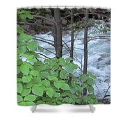 Merced In Yosemite Shower Curtain