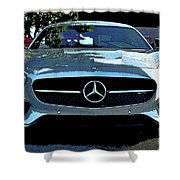 Mercedes-benz Amg Gt S Shower Curtain
