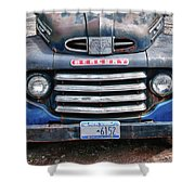 Mercury 2234 Shower Curtain