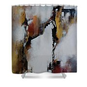 Merge And Flow Shower Curtain