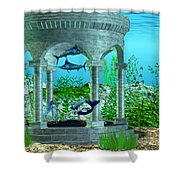 Mermaid Home Shower Curtain