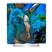 Mermaid Parade Participant Shower Curtain