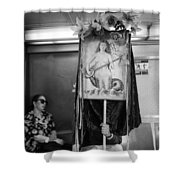 Mermaid Venus Shower Curtain