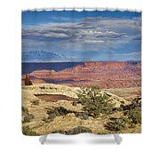 Mesa Arch Vicinity Shower Curtain