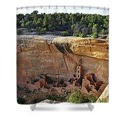 Mesa Dwelling Shower Curtain