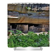 Mesa Verde National Park 4 Shower Curtain