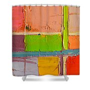 Messages 2 Shower Curtain