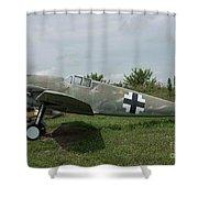 Messerschmitt Bf109 - 2 Shower Curtain