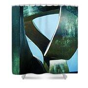 Metal Art 1 Shower Curtain