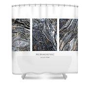 Metamorphic Shower Curtain
