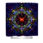 Metamorphosis Dream II  Shower Curtain