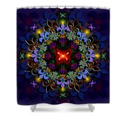 Metamorphosis Dream II  Shower Curtain