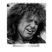 Metheny Shower Curtain