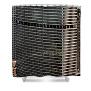 Metlife Building - 200 Park Avenue In Nyc Shower Curtain