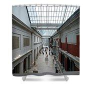 Metropolitan Museum Of Art Shower Curtain