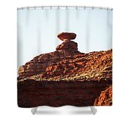 Mexican Hat, Utah Shower Curtain