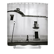 Mexican Twilight Shower Curtain