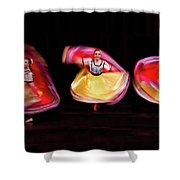 Mexico Ballet Shower Curtain