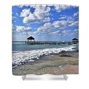 Mexico Beaches Shower Curtain