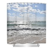 Mexico Sun Shower Curtain