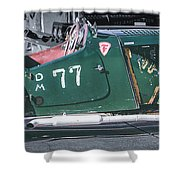 Mg-tc Supercharged Side View Shower Curtain