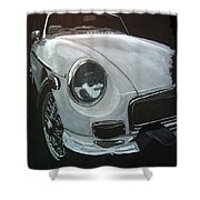 MGB Shower Curtain
