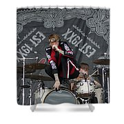 Mgk Drums Shower Curtain