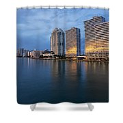 Miami Shower Curtain