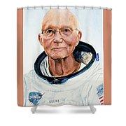 Michael Collins Shower Curtain