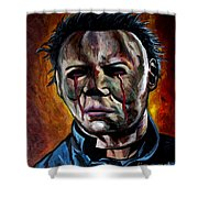 Michael Myers 2 Shower Curtain