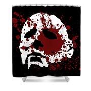 Michael Myers - Halloween Shower Curtain