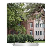 Michigan State University Campus 03 Shower Curtain