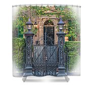 Mickell Jenkins Home Grand Entrance Shower Curtain