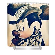 Mickey  Shower Curtain