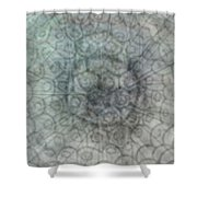 Microbiology Shower Curtain