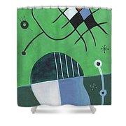 Mid-century Modern #3 Shower Curtain