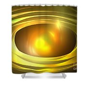 Midas Shower Curtain