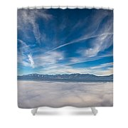 Midday 03/21/2016 Shower Curtain