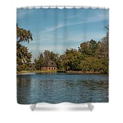 Middleton By The Pond Shower Curtain