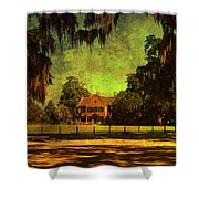 Middleton Place In Charleston Shower Curtain