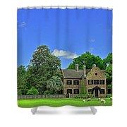 Middleton Place Plantation Shower Curtain