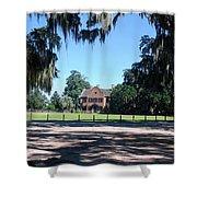 Middleton Plantation Charleston Sc Shower Curtain