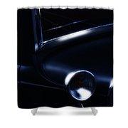 Midnight Ride - 1 Shower Curtain