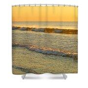 Midsummer Light Shower Curtain