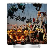 Midway Height Shower Curtain