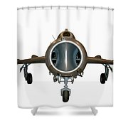MIG Shower Curtain