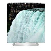 Mighty Niagara Falls Shower Curtain