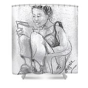 Migiwa Shower Curtain