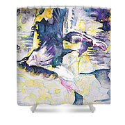 Migration 02 Shower Curtain