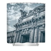 Milano Centrale II Shower Curtain